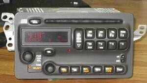 Matrix and Corolla radio repair
