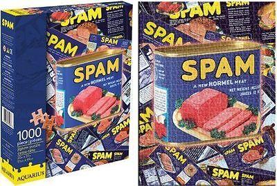 Spam 1000 Piece Jigsaw Puzzle. Free Shipping AMAZING BEAUTIFUL (Amazing 1000 Puzzle)