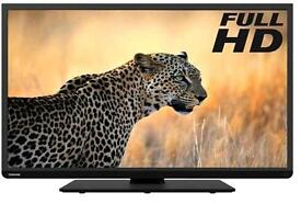 """REDUCED** 40"""" Toshiba FullHD LED TV - FREE DELIVERY"""