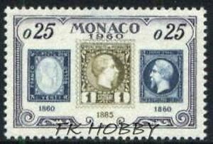 Monaco 1960 Mi 641 ** 75 years of a Postage Stamp in Monaco Briefmarken - <span itemprop='availableAtOrFrom'> Dabrowa, Polska</span> - Monaco 1960 Mi 641 ** 75 years of a Postage Stamp in Monaco Briefmarken -  Dabrowa, Polska