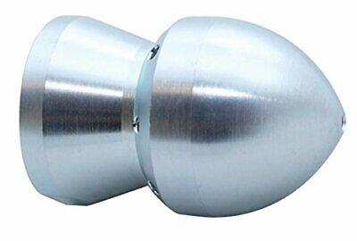 Underhill DN-75 Drain Blaster Cleaning Nozzle 3/4-Inch Hose Thread
