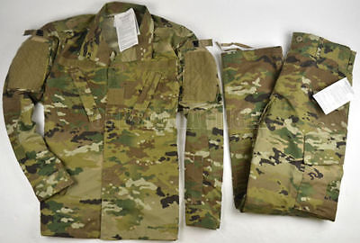 New Authentic OCP Uniform Coat and Trouser Medium Regular
