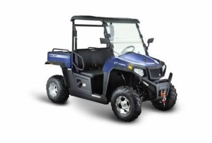 CROSSFIRE 250GT UTV 2WD