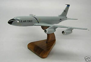KC-135-Stratotanker-Boeing-Airplane-Desk-Wood-Model-Big