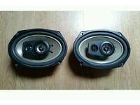 Pioneer citi speakers - ts6979 450w