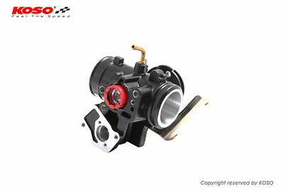KOSO 32mm Racing Fuel Injected Intake Throttle Body YAMAHA BWS ZUMA X-Over 125 for sale  Shipping to South Africa