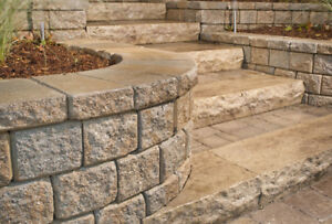 Concrete Steps-Natural Stone Look