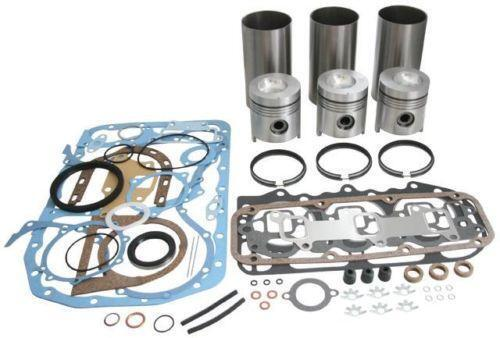 Engine Overhaul Kit Fits Ford 4610 Tractors Bsd 333 Engine Industrial Farming & Agriculture