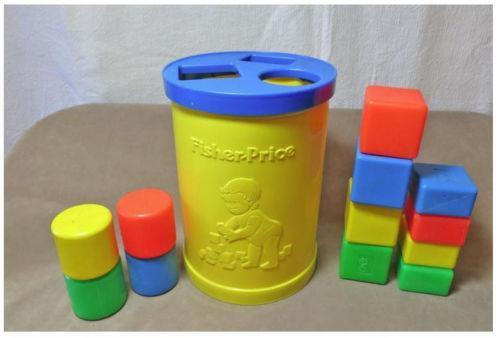 Fisher Price Shape Sorter Ebay