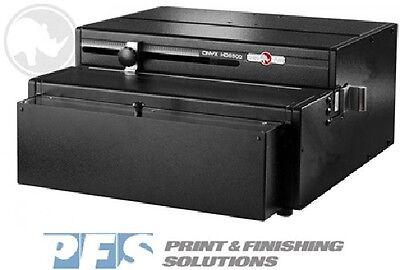 Rhin-o-tuff Onyx Hd6500 Comb Wire Spiral Plastic Coil Punching Machine