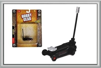 New Hobby Gear 1:24 Floor Jack Great For Dioramas & G Scale Trains Phoenix - Hobby Gear
