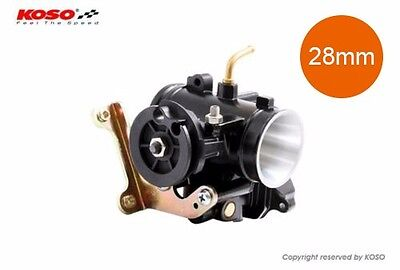 KOSO Racing Fuel Injected Intake Throttle Body 28mm YAMAHA BWS ZUMA X-Over 125 for sale  Shipping to South Africa