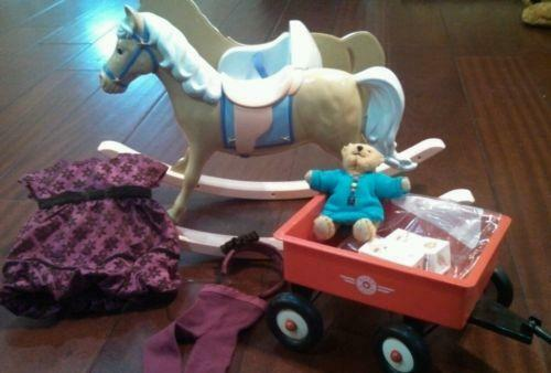 Bitty Baby Rocking Horse Ebay