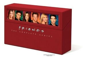 Friends - The Complete Series Collection (DVD, 40-Disc Set; Digipak; Back to...