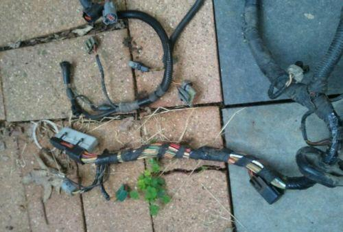 89 mustang wiring harness | ebay 89 mustang wiring harness 89 chevy wiring harness