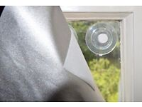 travel blackout blind for windows up to 1.5m x 1.45m