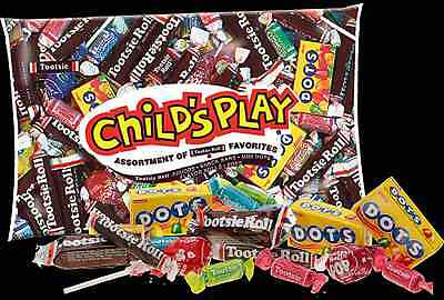 Tootsie Roll Child's Play Assortment 15 OZ Bag - Baby Tootsie Roll