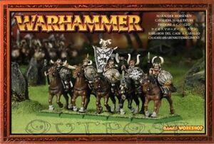 Warhammer Krieger des Chaos - Berittene Chaosbarbaren (Classic) #8323A