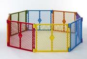 Play Yard 8 Panel