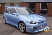 Vauxhall Corsa Body Kit