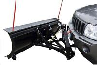 Snow plow for driveways / electric snow plow for pickups & SUVS