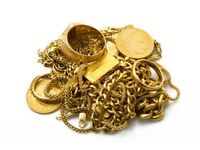 Gold & silver bought for ££££ jewellery / coins etc