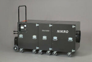 NIKRO SL4000 DUCT CLEANING MACHINE - 5000 CFM ***LIKE NEW***