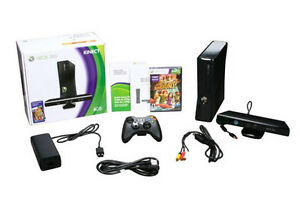 We buy and sell XBOX360 games and consoles