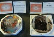 Beatles Collector Plates