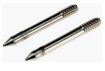 Weller Mt1 Conical Soldering Iron Tip 2pack For Model Sp23sp25 Soldering Irons