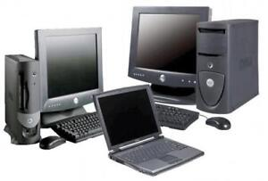 Old or Broken Laptops and Computers Free Pickup