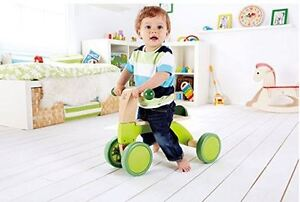 Hape - Scoot Around Wooden Ride on Bike / Scooter