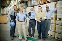 Warehouse Positions Available Now In Burlington! ALL SHIFTS!
