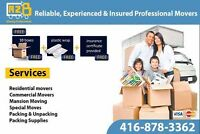 Affordable Moving Service In Town --- Honest Service Movers ---