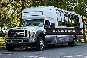 F 550 LIMO BUS, MERCEDES SPRINTER & MKT LIMO/LIMOUSINES FOR SALE
