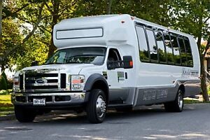 F 550 LIMO BUS & LINCOLN MKT LIMO / LIMOUSINES FOR SALE