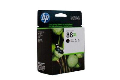 NEW HP #88XL Black Ink Cartridge C9396AN GENUINE