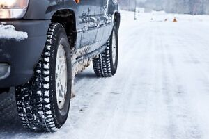FORD F250 WINTER TIRES AND STEEL RIM PACKAGES!!!!! Kawartha Lakes Peterborough Area image 3