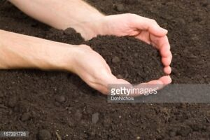 Top soil, Fill dirt, Clay, Recycled Concrete, and Gravel !