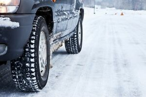 GMC SIERRA 2500 CHEVY SILVERADO 2500 WINTER TIRE PACKAGES!!!! Kawartha Lakes Peterborough Area image 4