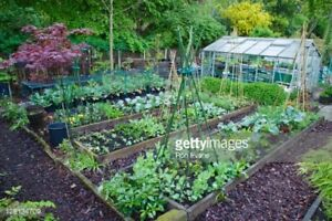 1 to 2 Acres of Farmland to Grow Vegetable & Herb Gardens