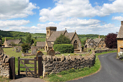 Tour the stunning Cotswolds