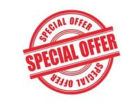 GROUP BOOKINGS AUGUST SPECIAL OFFER!!