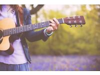 PRIVATE GUITAR TUITION (10+ Years Experience)