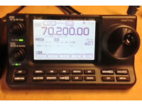 Icom IC-7100 Boxed complete.