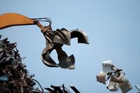 FREE SCRAP REMOVAL AND RECYCLING
