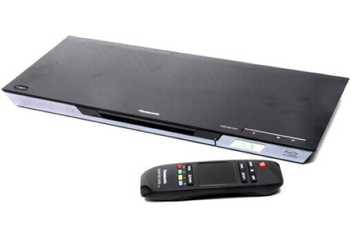 Blu Ray DVD Player von Panasonic DMP - BDT 320 , HDMI , USB , 3 D fähig