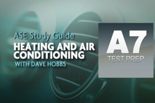 ase test air conditioning prep a7 study heating guide dave hobbs training dvd macs program preparation manual certification avi process