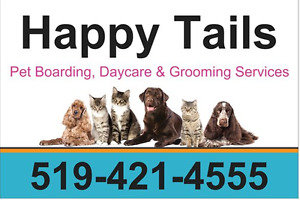 Pet Boarding, Daycare & Grooming Services