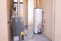 Furnace cleaning service - book now before you turn on the heat!